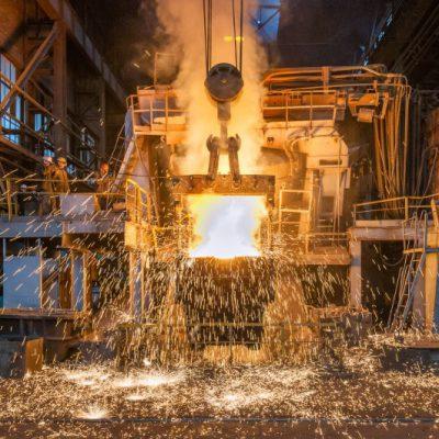 Печи для цветной металлургии